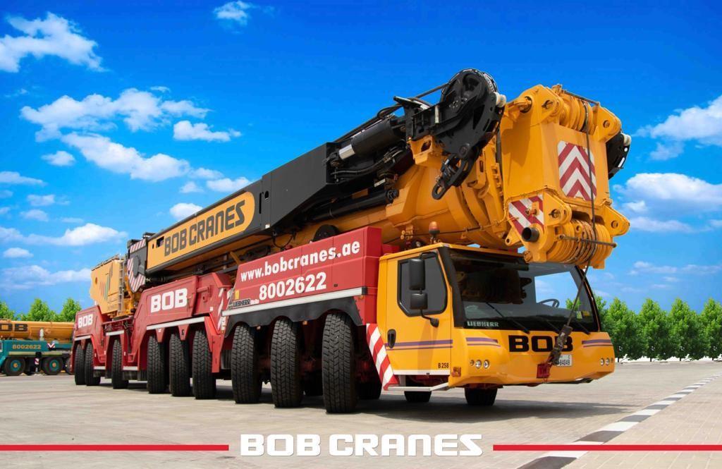 crane rental companies in UAE